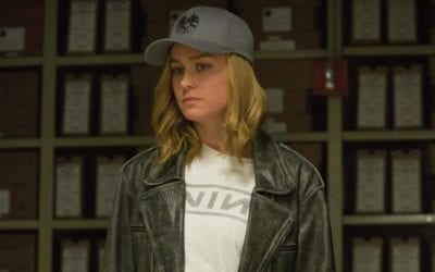 Brie Larson Reportedly Signed A Seven-Picture Deal To Play 'Captain Marvel'