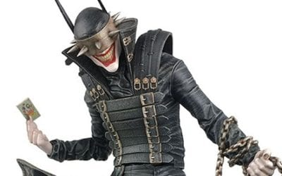 Diamond Select Release Some Haunting New Figures This October