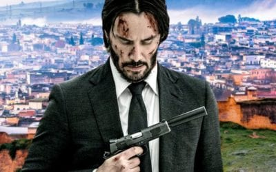 Our Report of 'John Wick 3' Shooting Scenes In Morocco Confirmed By Halle Berry