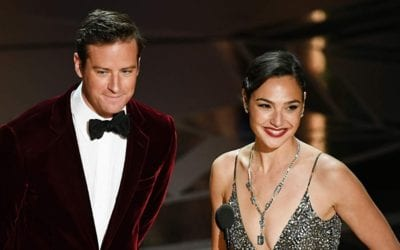 Armie Hammer Reportedly Joins Gal Gadot In Kenneth Branagh's  'Death On The Nile'