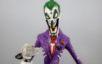 DC Artist Alley: Day of the Dead Variant Statues REVIEW