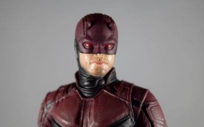 Diamond Select Netflix Daredevil and Elektra Statue Review