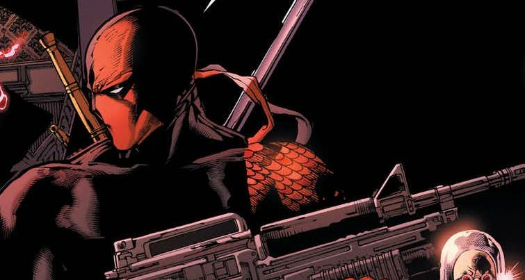 Deathstroke #36 REVIEW