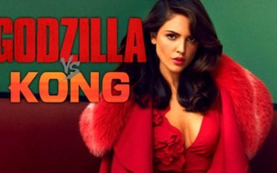 'Baby Driver/Alita: Battle Angel' Actress Eiza Gonzalez Also Added To 'Godzilla vs Kong' Cast