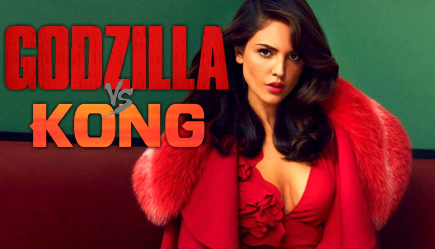 'Baby Driver/Alita: Battle Angel' Actress Eiza Gonzalez Also Added To 'Godzilla vs Kong' Cast