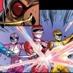 Go Go Power Rangers #13