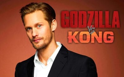Alexander Skarsgard Is The Latest Addition To The Cast of 'Godzilla vs Kong'