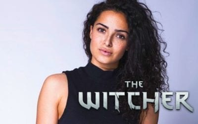 'Harry Potter' Actress Anna Shaffer Will Play Triss In 'The Witcher' Series