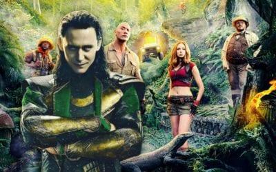 Sony's 'Jumanji' Sequel Hires 'Thor: The Dark World' VFX Supervisor
