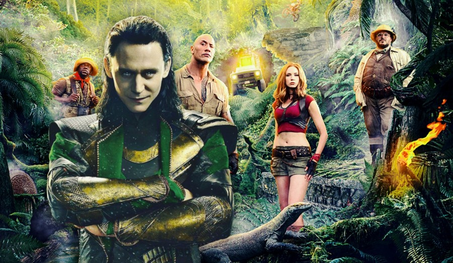 Sony's 'Jumanji' Sequel Hires 'Thor: The Dark World' VFX Supervisor