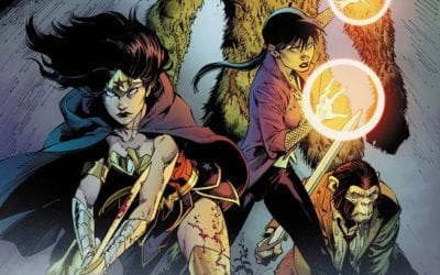 Justice League Dark #4 Review