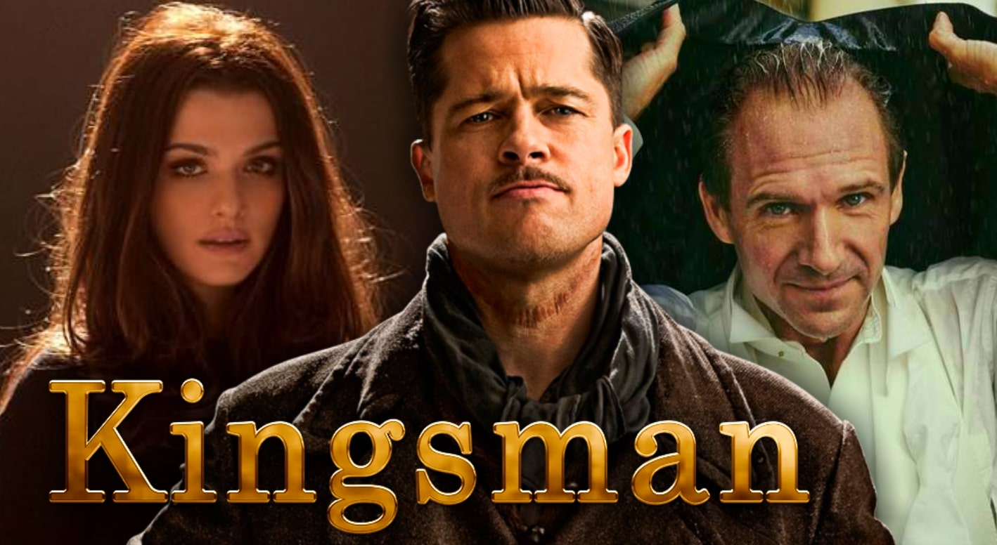 RUMOR: Brad Pitt and Rachel Weisz Circling Roles In WWI Era 'Kingsman: The Great Game'