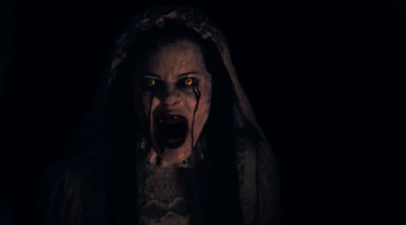 TRAILER: Frightening Horror Flick 'The Curse of La Llorona' Brings The Scares