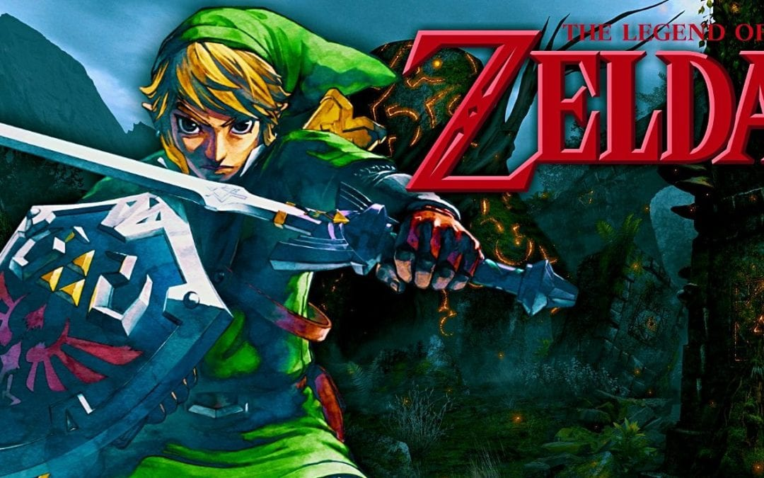 'Castlevania' and 'Dredd' Producer Adi Shankar In Talks To Develop 'Legend of Zelda' TV Series