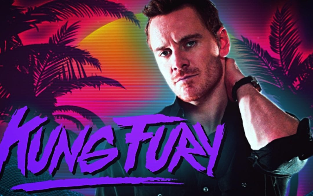 Michael Fassbender's 'Kung Fury 2' Adds 'Guns Akimbo' Cinematographer