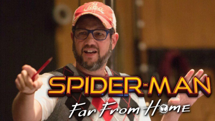 As Expected Composer Michael Giacchino Reportedly Returning To Score 'Spider-Man: Far From Home'