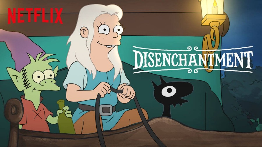 Netflix Announces New Episodes of 'Disenchantment' Coming In 2019, 2020, and 2021