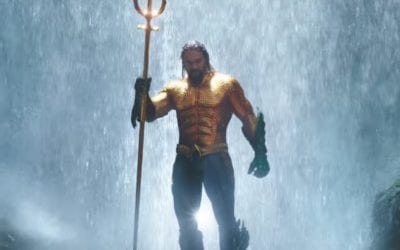 TRAILER: New 'Aquaman' Footage Shows-Off Character Interactions
