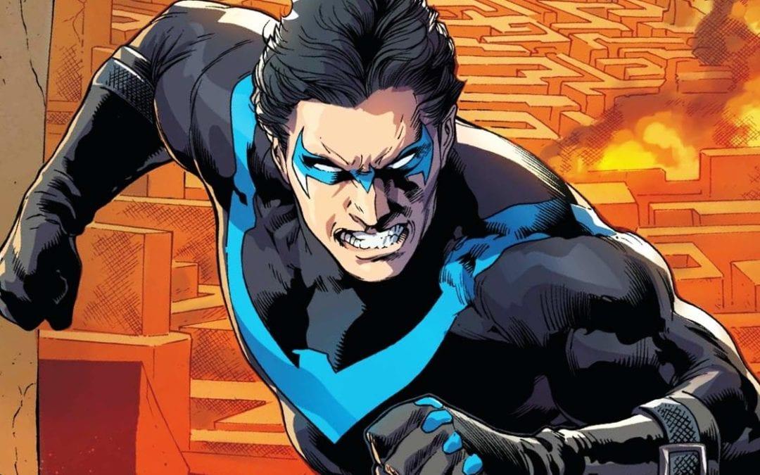Nightwing Movie Update