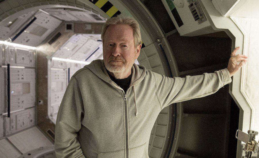 Ridley Scott To Develop and Direct TNT's Sci-Fi Series 'Raised By Wolves'
