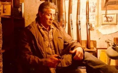 Sly Stallone To Produce and Star In 'Samaritan' – A Dark Superhero Drama In The Vein of 'Unbreakable'