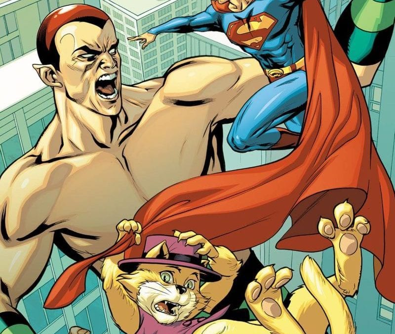 Superman/Top Cat Special #1 REVIEW