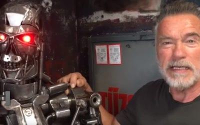 'Terminator' Actor Enrique Arce Suggests Tim Miller's Sequel Has A Budget of $255M
