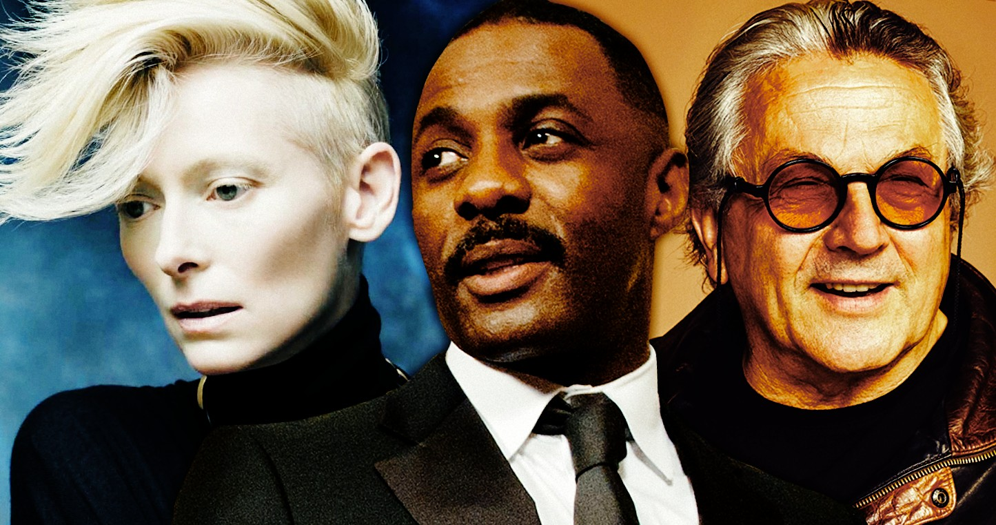 Idris Elba and Tilda Swinton Reportedly Attached To George Miller's 'Three Thousand Years Longing'