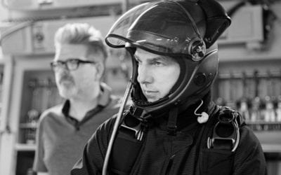 Tom Cruise Reveals 'Mission: Impossible – Fallout's Christopher McQuarrie Is Involved With 'Top Gun: Maverick'