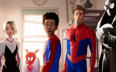 TRAILER: Even More Alternative Spidey Heroes Join The Action In 'Spider-Man: Into The Spider-Verse'