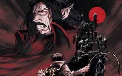 Diamond Select Toys to create Castlevania Line based on Netflix Series