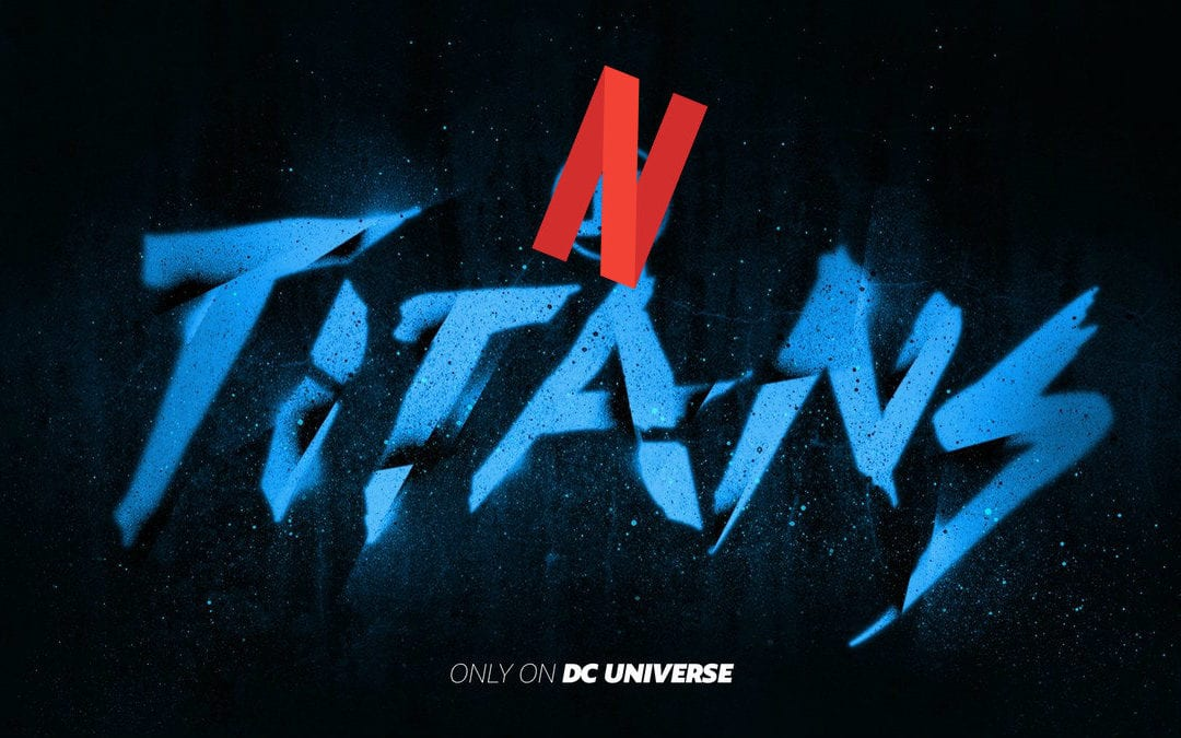 'Titans' confirmed for international release on Netflix