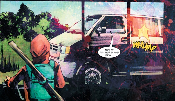 WYTCHES: Bad Egg Halloween Special Review