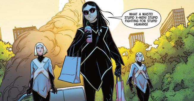 X-23 #5 Review