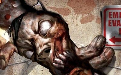 Top Ten Comics to Read on Halloween