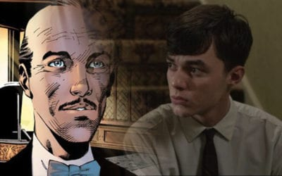 Jack Bannon Cast as Young Alfred in Epix's 'Pennywoth' TV Series