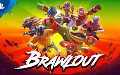 Brawlout PS4 Review