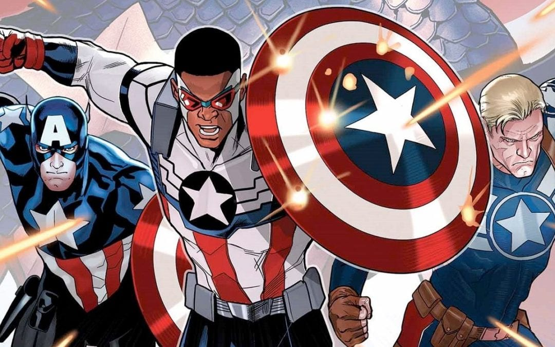 Rumor: A New Captain America?