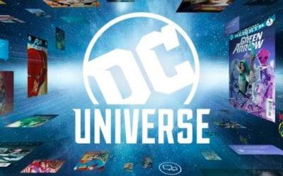 DC Reveals Release Dates For DC Universe Shows