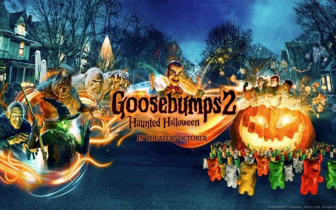 Goosebumps 2: Haunted Halloween Review