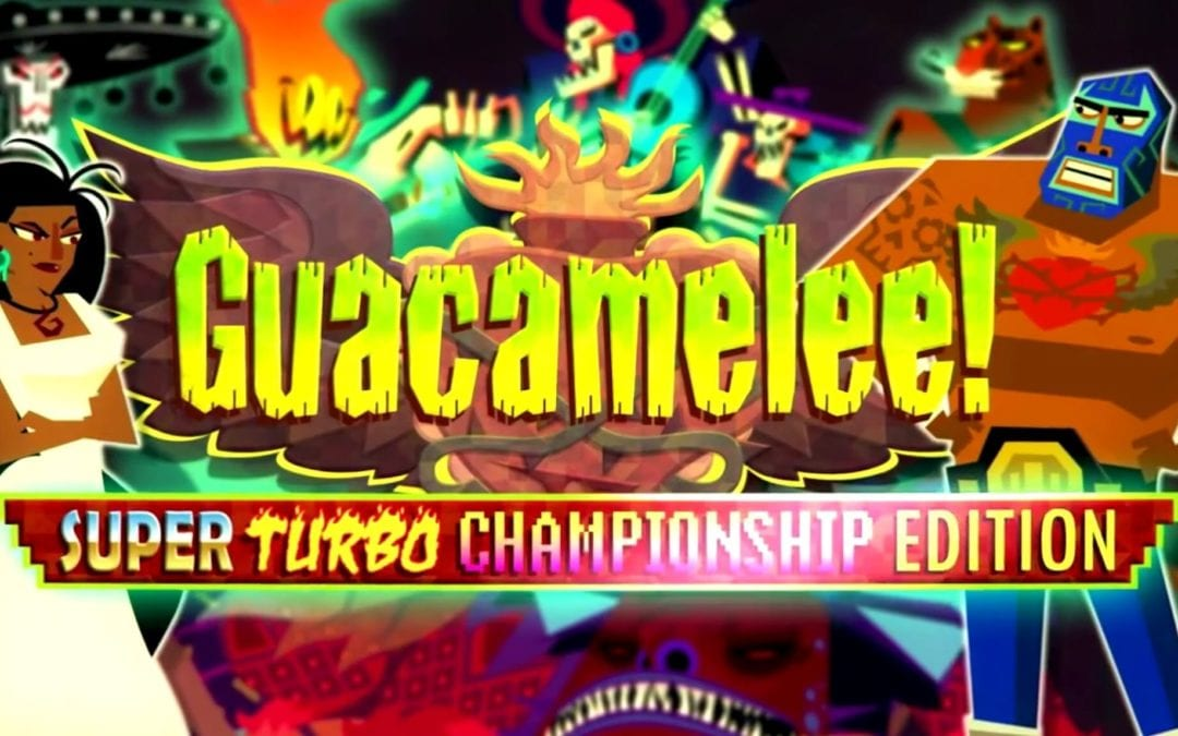 Guacamelee! Super Turbo Championship Edition for Switch