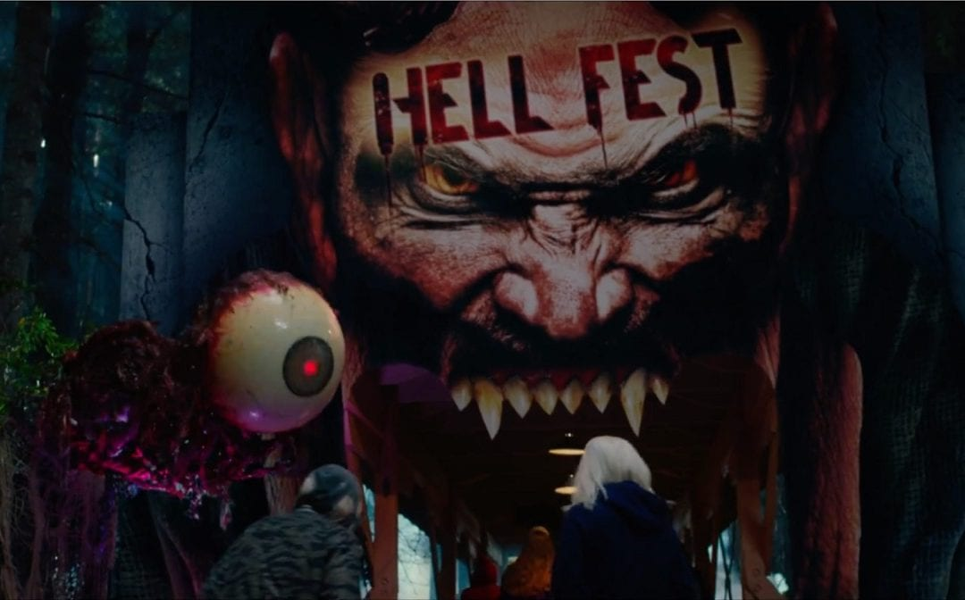 We Interview The Cast and Creators Behind Hell Fest