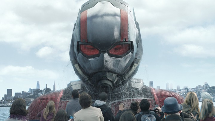 Ant-Man and The Wasp Blu-Ray Features Review