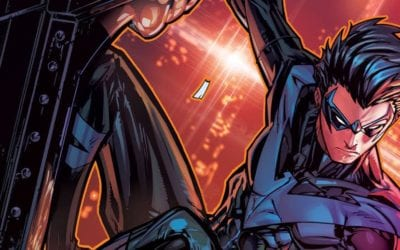 Nightwing #50 REVIEW