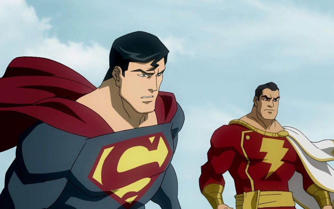 Rumor: Superman Shazam Cameo Update