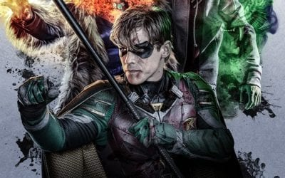 EXCLUSIVE: Here's What Was Originally Planned For The 'TITANS' Pilot