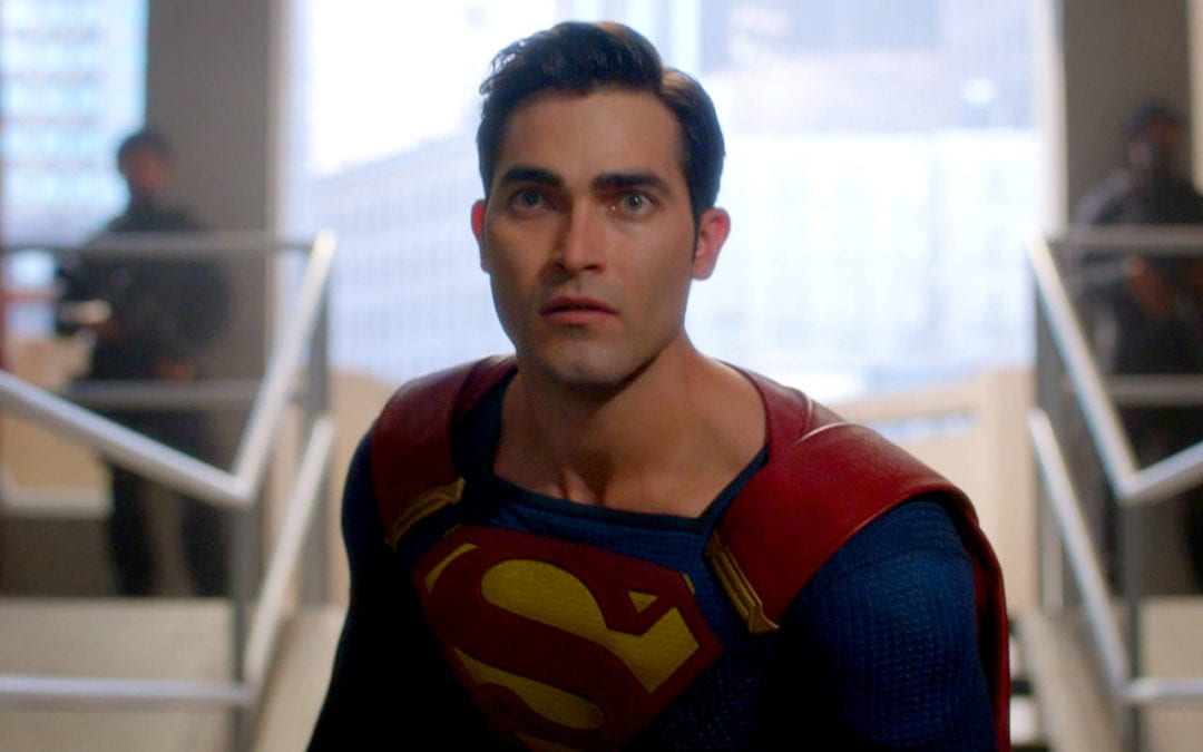 RUMOR: The CW Developing 'Superman' TV Series with Tyler Hoechlin