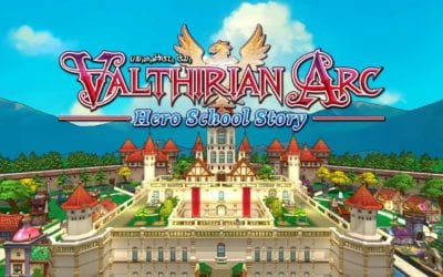Valthirian Arc: Hero School Story Review