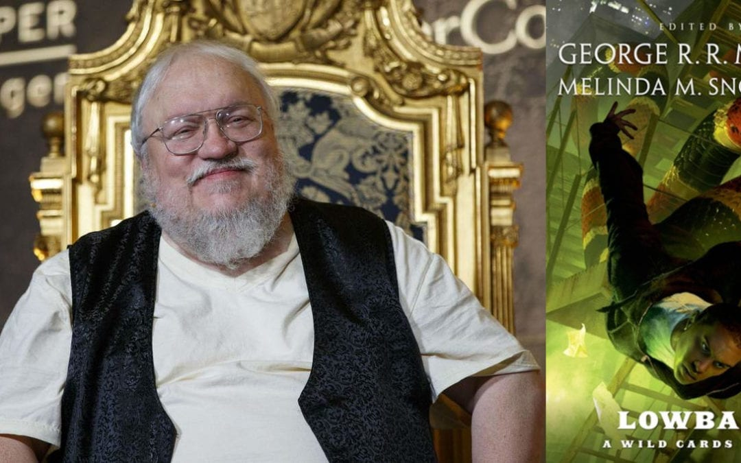Hulu Nears Deal To Develop George R. R. Martin's 'Wild Cards'