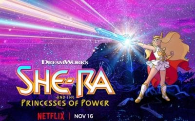Geek To Me Radio #114: The Music of She-Ra
